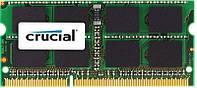 Оперативная память Micron Crucial DDR3L SODIMM 1600 for Mac [CT8G3S160BMCEU]