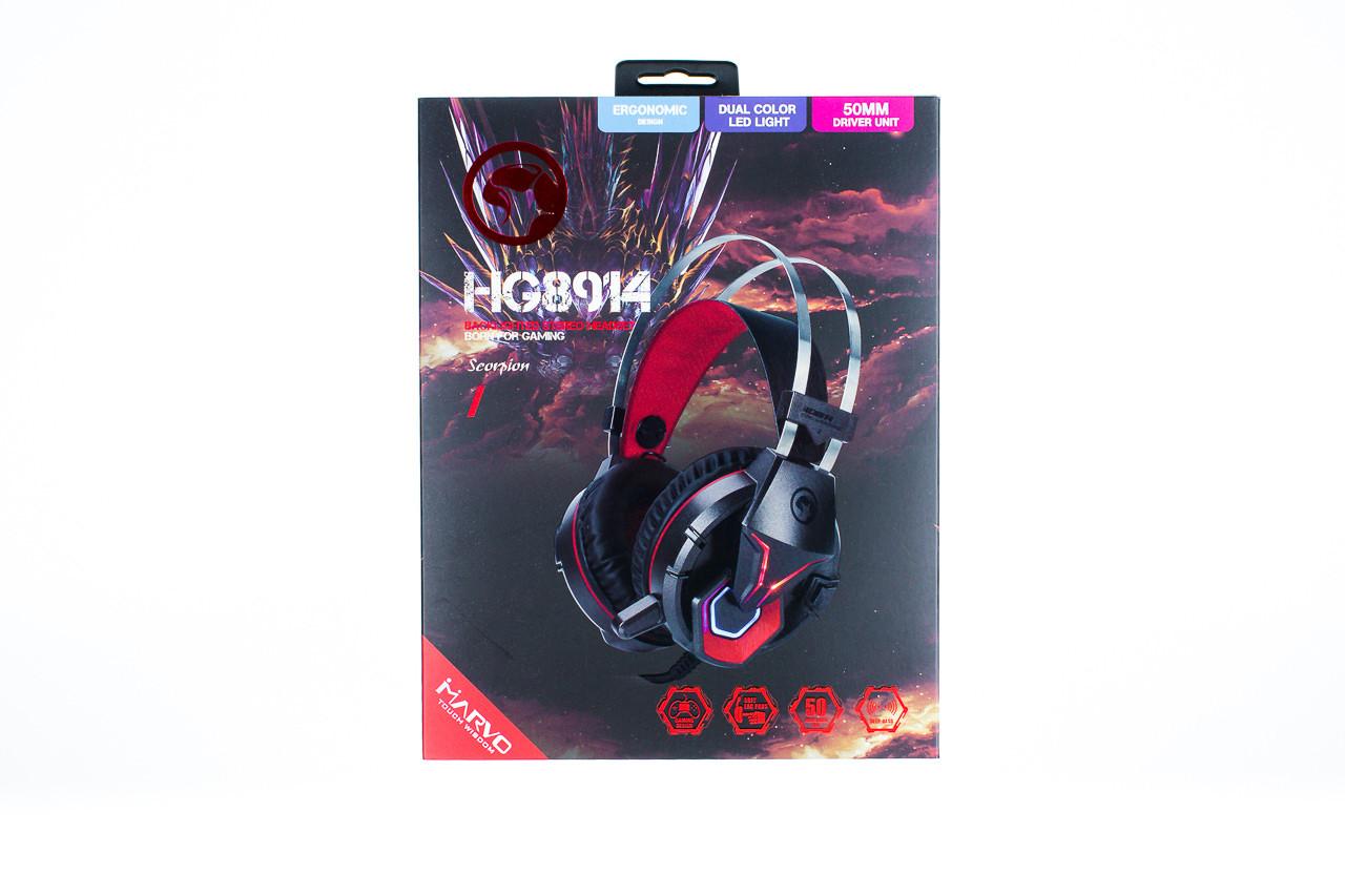 Marvo Hg 8914 Bigl Headseet H8629 H8329