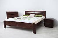 Кровать Нова без изножья 200*80 бук Олимп