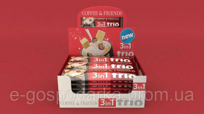 Кофейный напиток в стиках 3in1 Coffee & Friends, 20 шт.