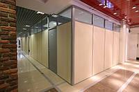 Офисные перегородки алюминиевые