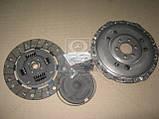 Комплект сцепления Seat Cordoba 1999-2009 (1.6-1.8-2.0-1.9 TDI) Диск+Корзина+выжимной LUK, фото 2