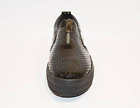 Слипоны кожаные Alita 30, фото 2