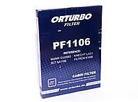 Фільтр салону ORTURBO PF 1106 OR SCT SA 1106