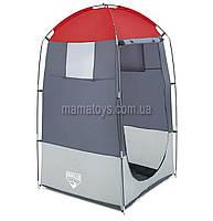 Палатка Кабинка BW 68002, Бествей BestWay 110 х 110 х 190 см