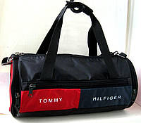 Сумка бочка Tommy Hilfiger, сумка для тренировок, мужская сумка, женская сумка  реплика