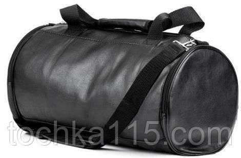 Кожаная сумка бочка Nike 4f3f4d83d1971