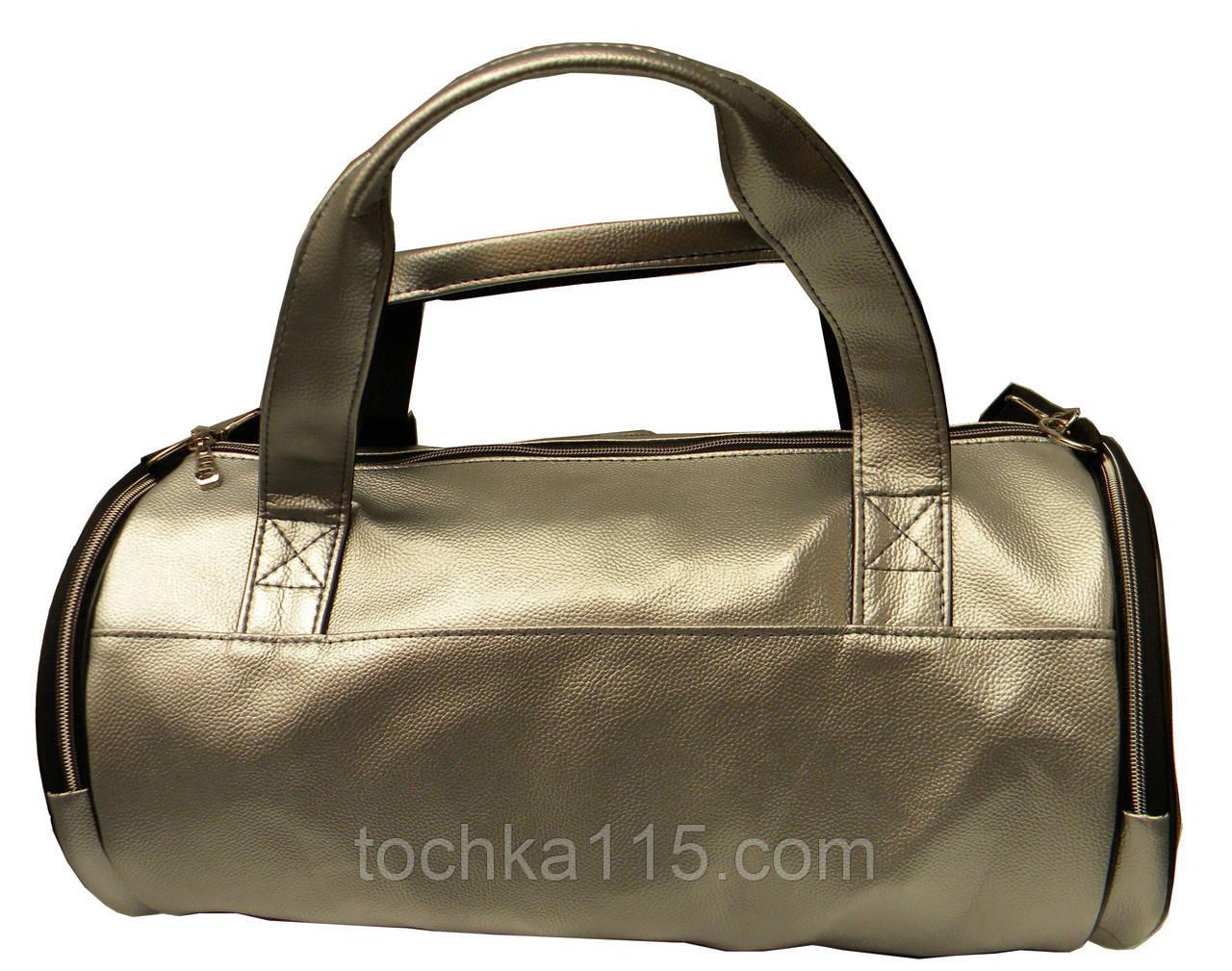 f7f50775 ... Кожаная сумка бочка Philipp Plein, мужская сумка, женская сумка для  тренировок Филипп Плейн реплика