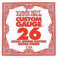 Струна Ernie Ball 1126 Nickel Wound .026 (электро)