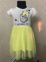 Платья для девочек Breeze, платья из Фатина для девочек