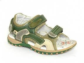 Детская обувь босоножки Шалунишка:MZ9360Q1хаки
