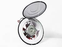 Осевой вентилятор фланцевый с крышкой Bahcivan BK 200 , фото 1
