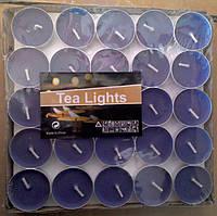 Свечи таблетки  плавающие синие 100 штук