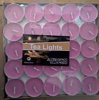 Свечи таблетки  плавающие розовые 100 штук