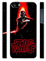 Чехол для iPhone 4/4s/5/5s/5с, Звездные войны, Star wars Дарт Вейдер