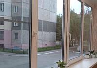 Лоджия с монтажом  ALMplast недорого  в Киеве и Борисполе