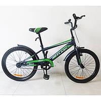 Велосипед двухколёсный детский 20 дюймов TILLY  FLASH T-22044 Blue***