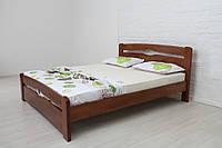 Ліжко Нова 200*180 бук Олімп, фото 1