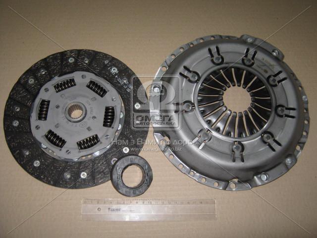 Комплект сцепления Audi A6 1997-2005 (2.5 TDI) Диск+Корзина+выжимной LUK