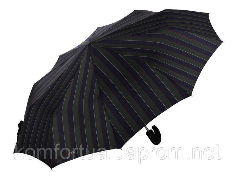 Мужской зонт H. Due. O, 10 спиц (полный автомат), арт. 603-3