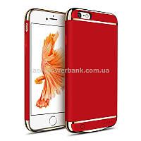 Чехол-зарядка для iPhone 6/6S/6+/6S+ Красный