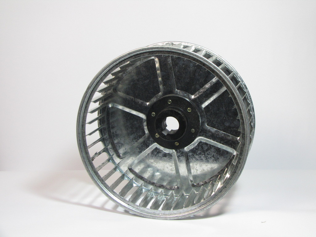 Крыльчатка для центробежных вентиляторов 180 мм
