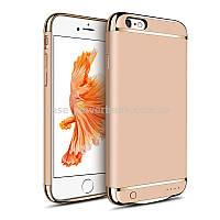 Чехол-зарядка для iPhone 6 Золото
