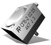 Резисторы переменные СП5-2, СП5-3, ПП3-40, СП3-19