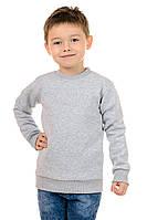 Свитшот Детский Серый
