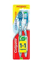 Зубная щетка Colgate 1+1 МаксБлеск