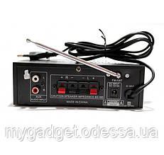 Стерео усилитель UKC AK-699D USB/SD/FM!