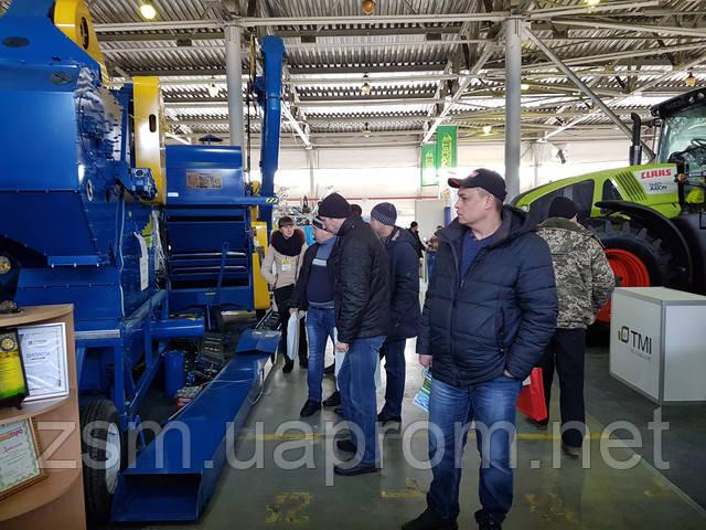 """Успех завода на 17-й Национальной выставке агротехнологий """"Агропром-2018"""""""