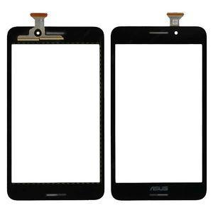 Сенсорний екран для планшету Asus ME375CL для MeMO Pad 7 LTE, тачскрін чорний