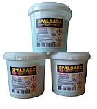 Средства для очистки  дымоходов и котлов от сажи Spalsadz, в пластмасовой банке 1 кг, фото 2