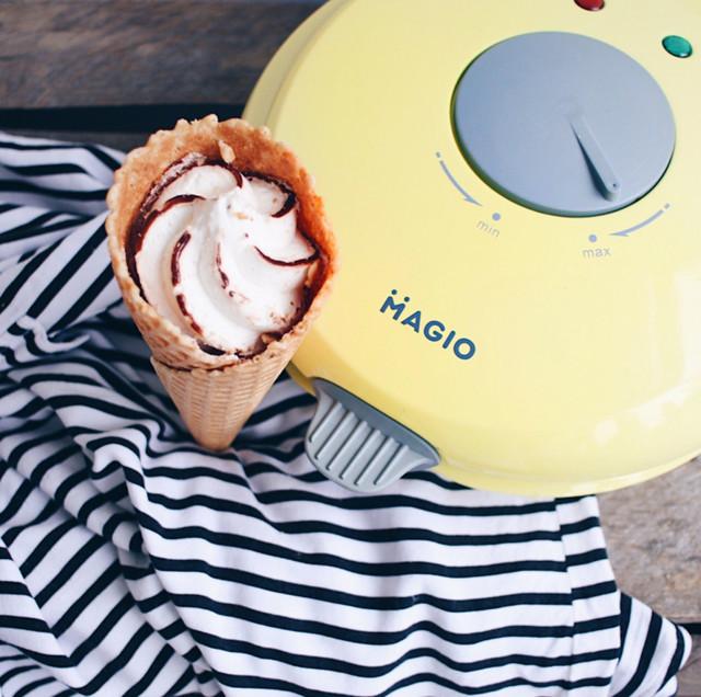 Рецепт вкусных вафель для вафельниц Magio MG-390, Magio MG-396