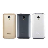Задня кришка для смартфону Meizu MX4 Pro, золотиста