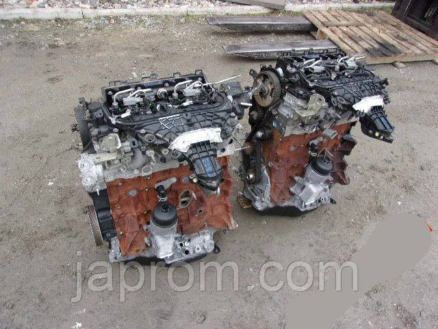 Мотор (Двигатель) Citroen Jumpy, Peugeot Expert, Fiat Scudo 2011-2015г.в. 2.0 16V HDI 140-163KM