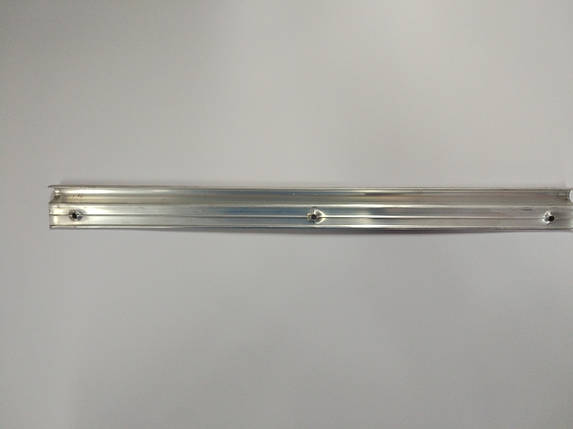 Накладка порога 2101 металл. Задн., фото 2
