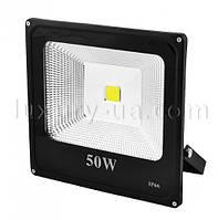 Прожектор светодиодный матричный SLIM YT-50W SMD, 4500Lm, IP66 (влагозащита) - 31
