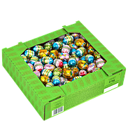 Шоколадные пасхальные яйца для детей Baron 2кг в коробе