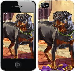 "Чехол на iPhone 4s GTA 5. Heroes 5 ""959c-12-328"""