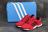Мужские кроссовки Adidas Flux красные