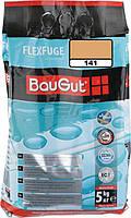 Фуга BauGut flexfuge 141 5 кг карамель