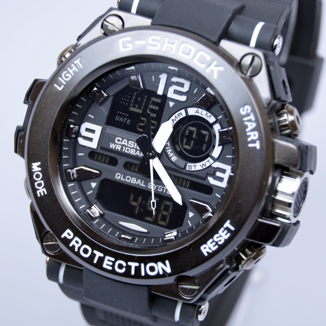 a515c7e2 Мужские наручные часы Casio G-Shock В4 (копия) - интернет- магазин