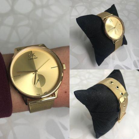5457d678074ea Наручные часы Calvin Klein, CK, Кельвин Кляйн Gold - BEST CENA в Харькове