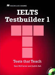 IELTS Testbuilder 1 with key and Audio CDs