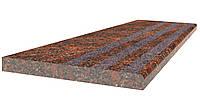 Ступени гранитные Новоданиловские термообработанные 1200*300*30, фото 1