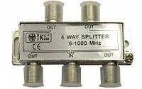 Splitter 4-WAY