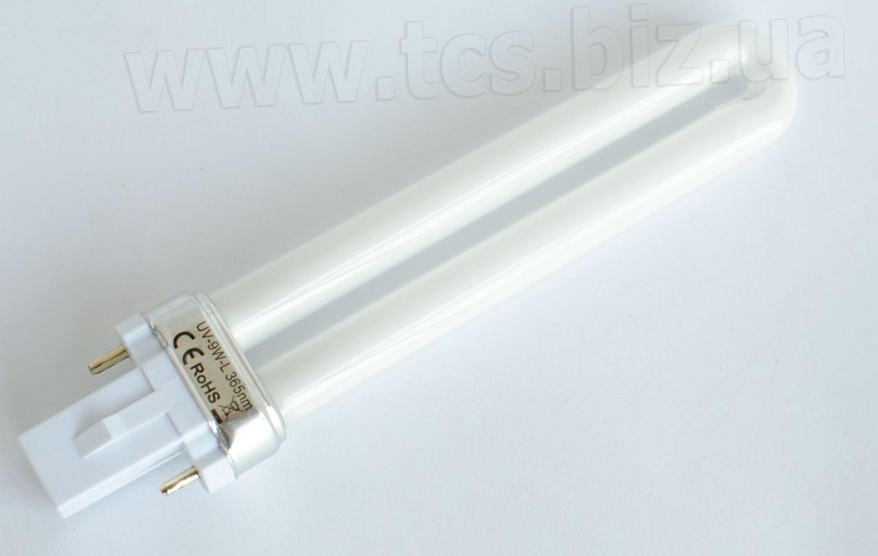 UV-9W L 365nm Ультрафиолетовая лампа со встроенным универсальным стартером (110В – 220В);