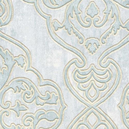 Обои виниловые на бумажной основе  Zambaiti 3205  Citta Alta классические вензеля